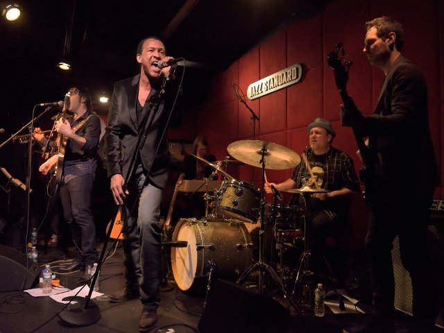 El Jazz Standard es un sitio clásico para escuchar jazz en el barrio de Gramercy en Nueva York