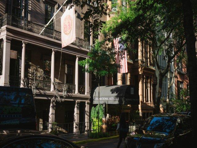 El National Arts Club es otro sitio que ver en el barrio de Gramercy en Nueva York