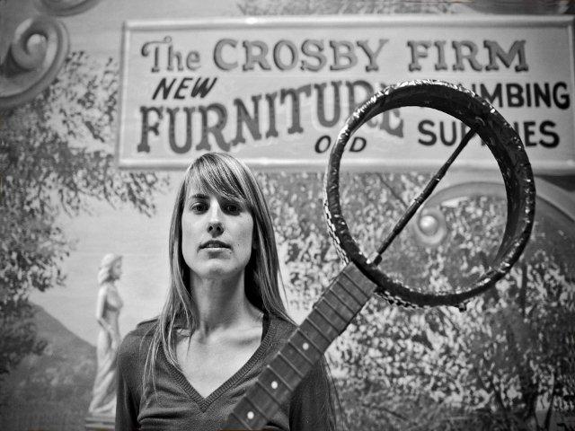 En Nueva York en abril se puede ir al Brooklyn Folk Festival