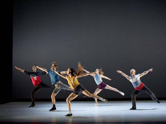 Esta semana en Nueva York LA Dance Project