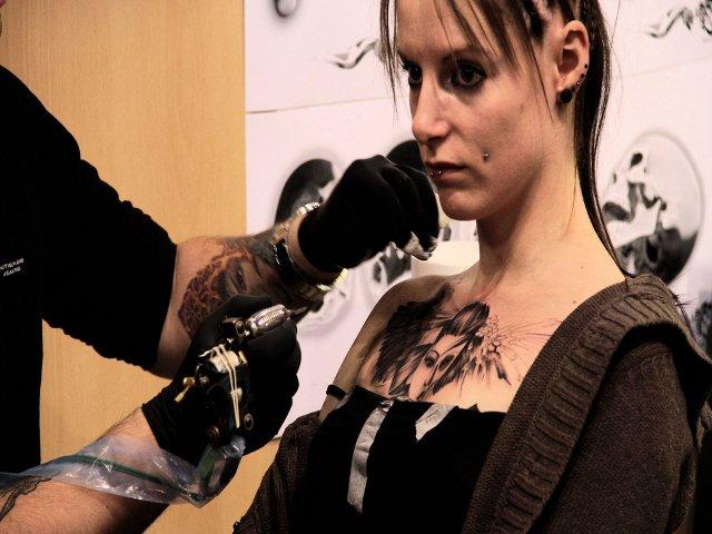 Esta semana en Nueva York puedes ir al festival del tatuaje en Queens