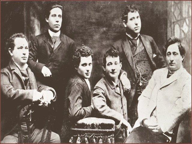 Esta semana en Nueva York puedes ver una exhibición del Teatro Yiddish en el Museo de la Ciudad de Nueva York