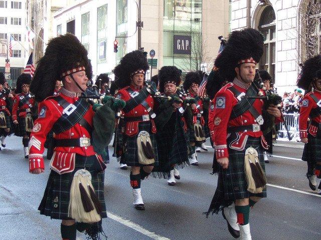 Esta semana en Nueva York se puede celebrar el día de San Patricio