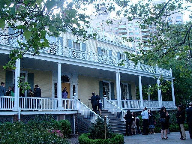 Esta semana en Nueva York se puede hacer una visit guiada de Gracie Mansion
