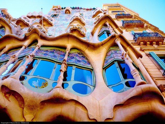 Esta semana en Nueva York se puede ver una película sobre Gaudícon música en directo