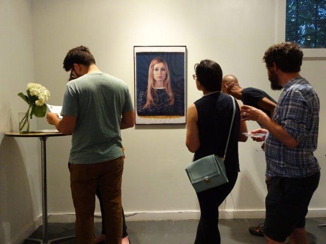 Esta semana en Nueva York una exhibición de arte sobre la yuxtaposición