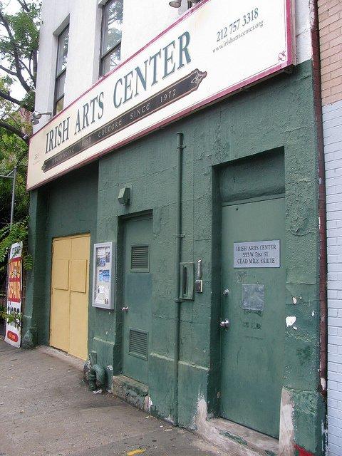 Irish Arts Center donde se puede celebrar el día de San Patricio en Nueva York