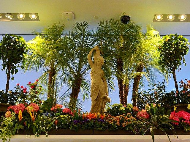 Macy's Flower Show es un evento durante la Semana Santa en Nueva York