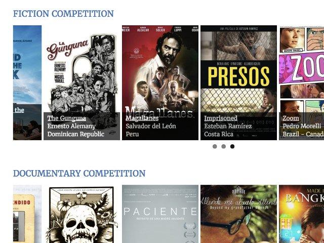 Una de las cosas que hacer en Nueva York en abril es disfrutar de la Havana Film Festival