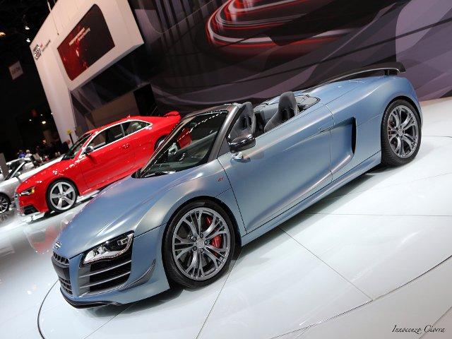 Una de las cosas que hacer en Nueva York en abril es ir al New York Auto Show