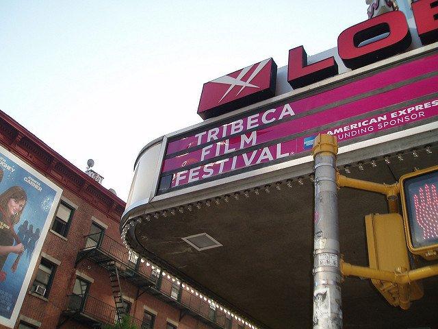 Cada año en Nueva York en primavera puedes asisitir al Tribeca Film Festival