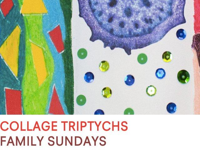 Esta semana en Nueva York en el Museo Rubin se puede asistir a un taller de collage triptychs