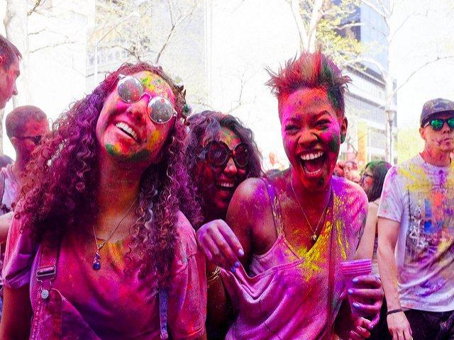 Holy hai festival esta semana en Nueva York