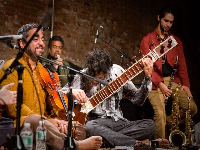 Otra cosa que hacer esta semana en Nueva York es asistir a un concierto de música india y cubana