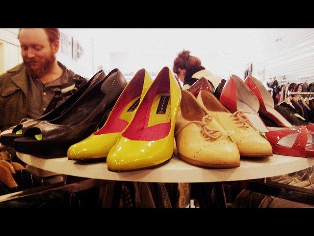 Una cosa que hacer esta semana en Nueva York es ir al Manhattan Vintage Clothing Expo