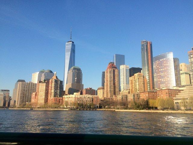 Vistas de Manhattan desde el Classic Harbor Line
