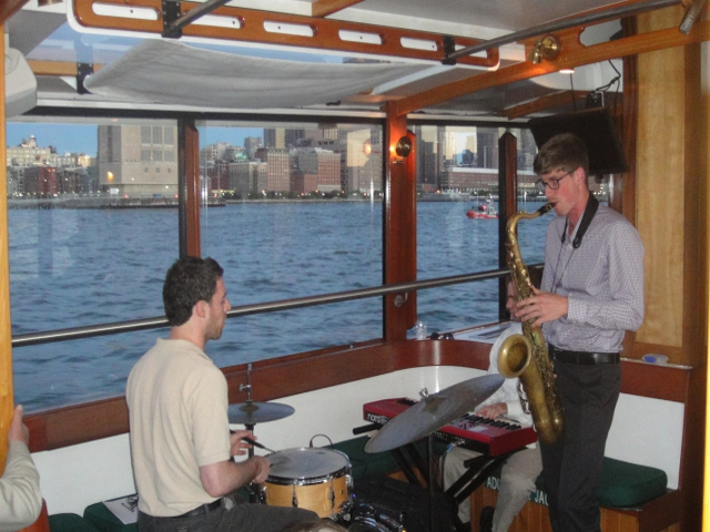 Crucero por Nueva York con jazz