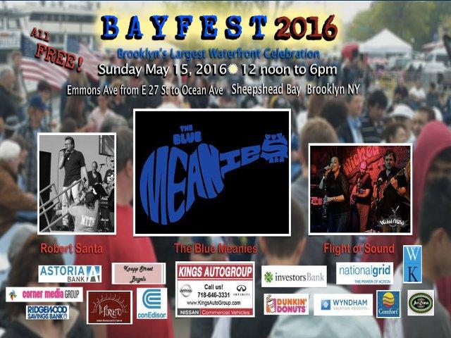 Esta semana en Nueva York, Bayfest en Brooklyn