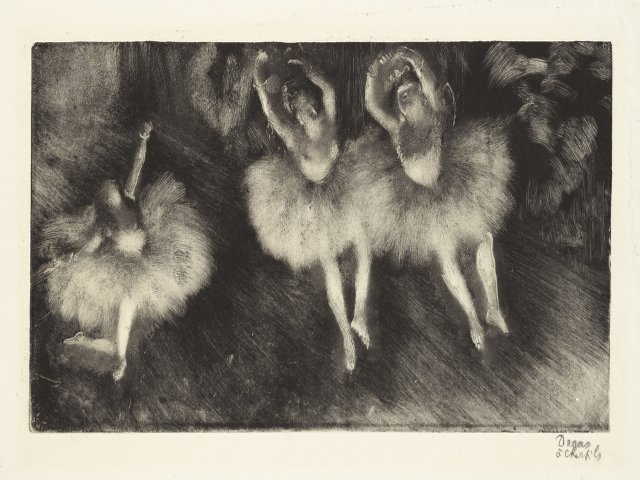 Esta semana en Nueva York copia a Degas en el MoMA
