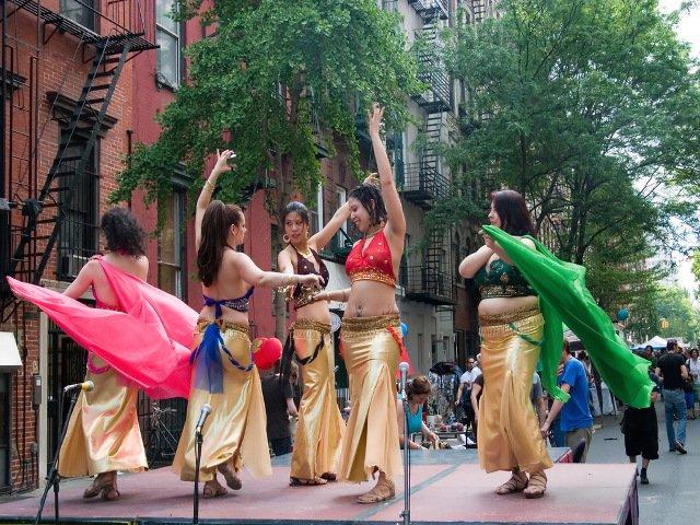 Esta semana en Nueva York el festival de arte del LES