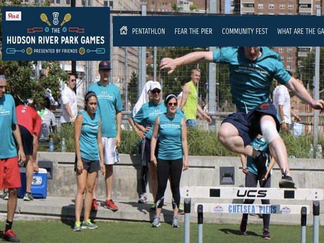 Esta semana en Nueva York los Hudson River Park Games