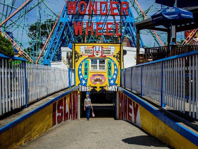 Esta semana en Nueva York un show de Magia en Coney Island