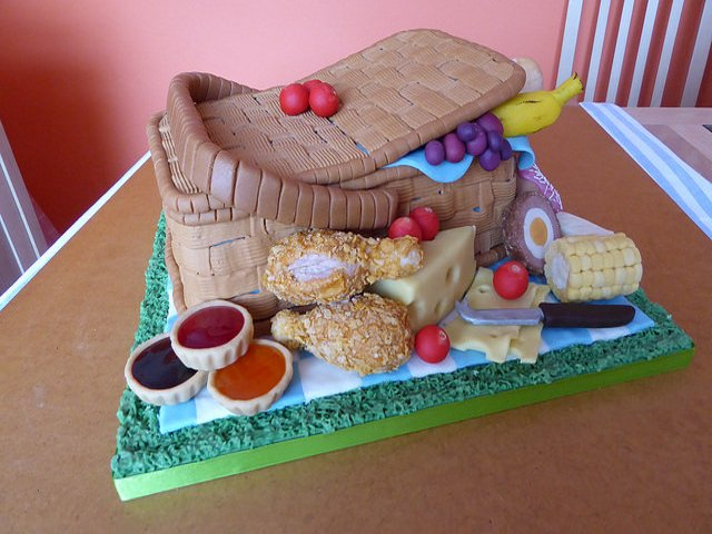 Esta semana en Nueva York una competición de pasteles