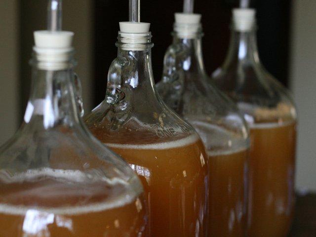 "Esta semana en Nueva York prueba la sidra de manzana ""Hard Cider"""