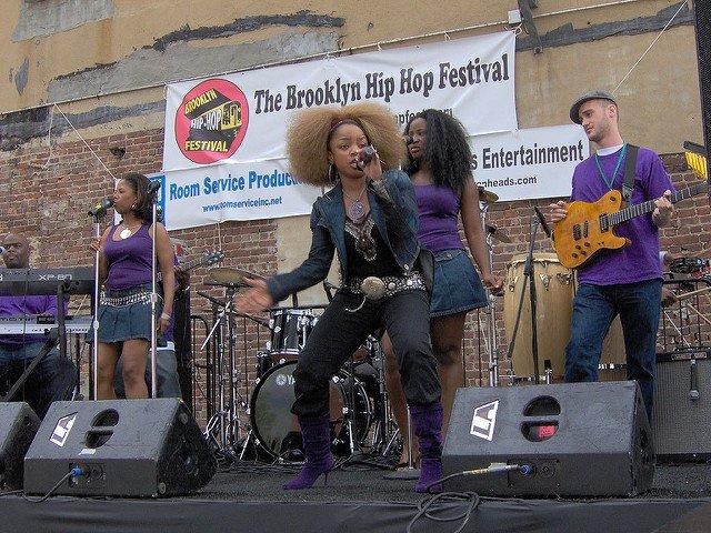 En Nueva York en julio el festival de hip hop