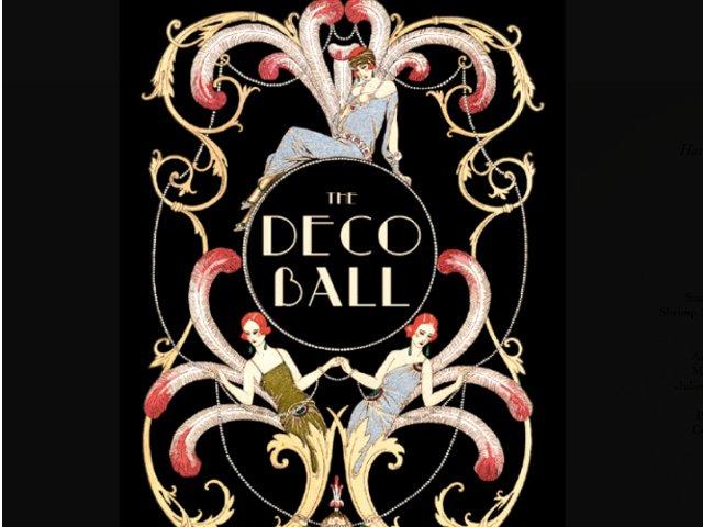 Esta semana en Nueva York se celebra el Deco Ball