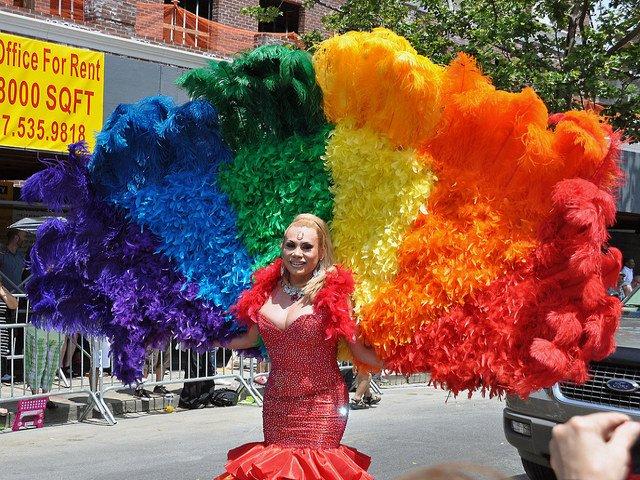 Esta semana en Nueva York el desfile del orgullo gay en Queens