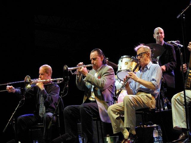 Esta semana en Nueva York jazz con Woody Allen