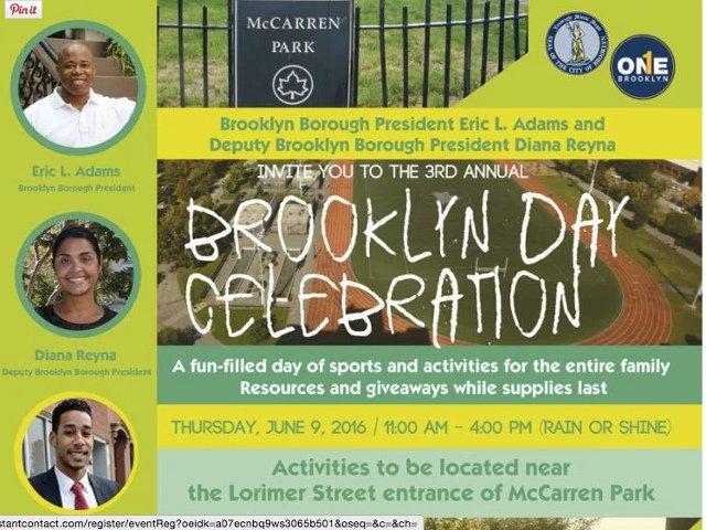 Esta semana en Nueva York se puede celebrar Brooklyn