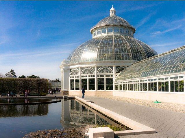 Esta semana en Nueva York un concierto en los jardines botánicos
