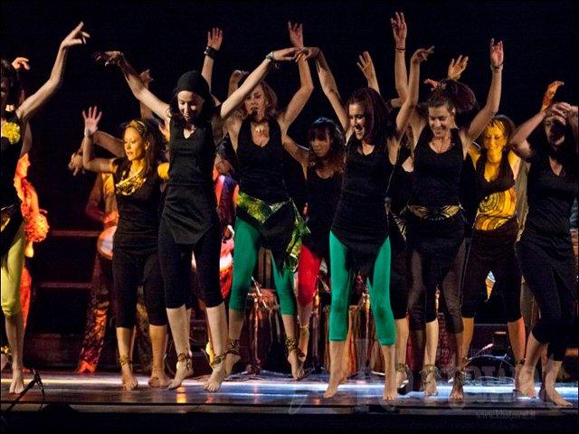 Esta semana en nueva york clases de danza africana