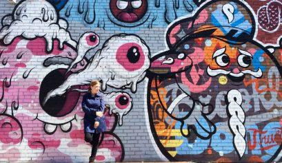 Arte Callejero Bushwick Collective en Brooklyn