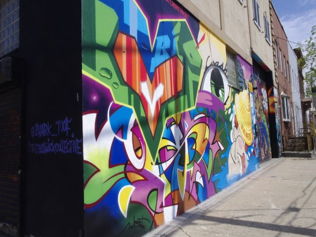 Bushwick collective el arte callejero de brooklyn - Callejero manhattan ...