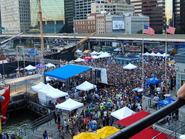 Esta semana en Nueva York el 6º Festival de música del Village Voice 4Knots