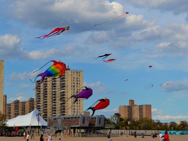 Esta semana en Nueva York Festival de la cometa y kayak en Queens
