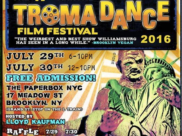 Esta semana en Nueva York Troma Dance