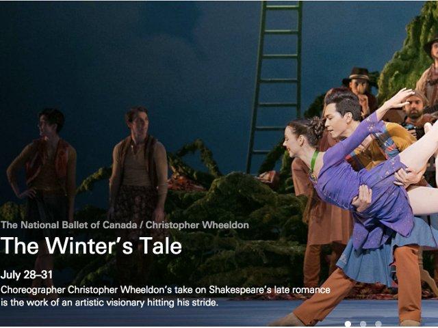 Esta semana en Nueva York puedes ver Shakespeare en Lincoln Center