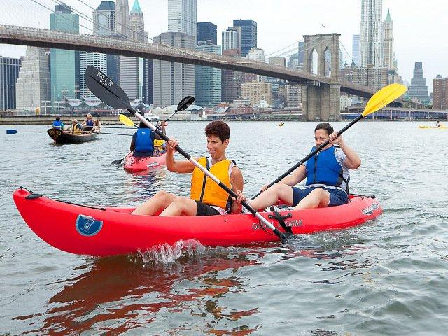 Esta semana en Nueva York una celebración del agua