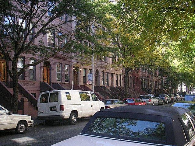 Strivers Row en Harlem