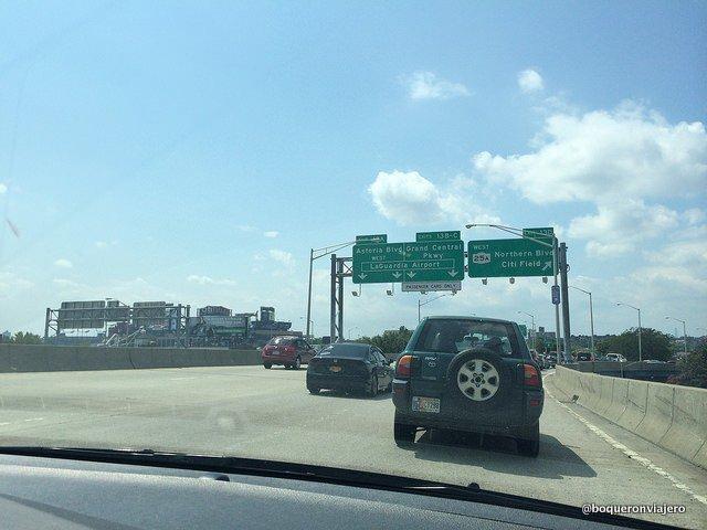 En carretera por los Estados Unidos