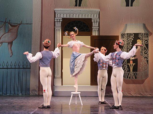 Esta semana en Nueva York el Ballet de Sarasota