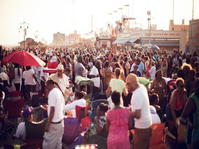 Esta semana en Nueva York el festival de Brighton Beach