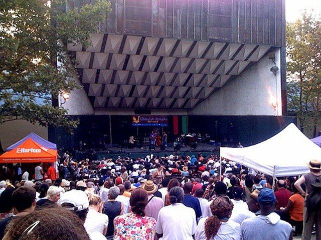 Esta semana en Nueva York el festival de jazz Charlie Parker