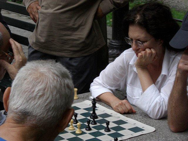 Esta semana en Nueva York jugar al ajedrez