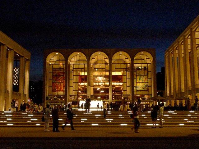 Esta semana en Nueva York ópera al aire libre