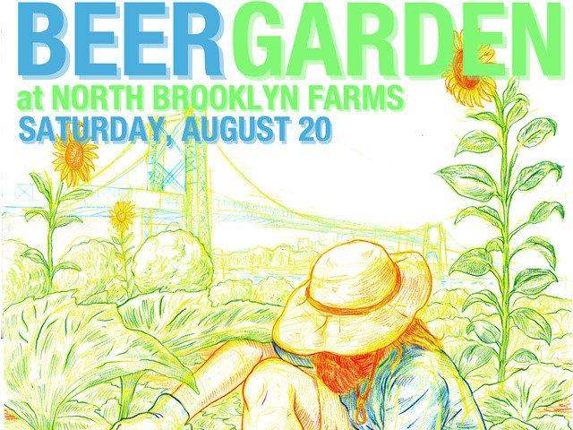 Esta semana en Nueva York un Beer Garden en Brooklyn